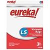Eureka LS Filteraire Vacuum Bags - Style LS - White