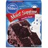 Pillsbury Moisture Supreme Devil's Food Cake Mix - Chocolate - 15.25 oz - 1 Each