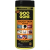Goo Gone Tough Task Wipes - Wipe - 24 / Canister - 1 Each - White