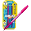 Sanford Paper Mate InkJoy 2-in-1 Stylus-Pen - Rubber - Assorted - Tablet Device Supported