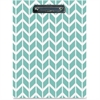 "Blue Sky Waverly Clipfolio - 8.50"" x 11"" - Multi"