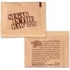 IN THE RAW Folgers Sugar Turbinado Cane Sugar - Natural Sweetener - 400/Carton