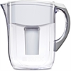 Brita 10-Cup Grand Water Filter Pitcher - White