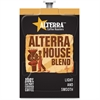 Mars Drinks Alterra Roasters House Blend Coffee - Compatible with Flavia - Caffeinated - House Blend - Light - 100 / Carton