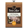 Peet's Coffee & Tea Cafe Domingo Coffee - Compatible with Flavia - Caffeinated - Cafe Domingo - Medium - 72 / Carton