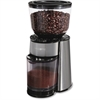 Mr. Coffee Automatic Burr Mill Grinder, Stainless Steel - Silver