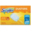 Swiffer Unscented Duster Kit - 5 pieces/Kit - 6 / Carton - Fiber - Blue, Yellow