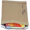 "Jiffy Mailer Heavy-duty Kraft Self-seal Mailer - Multipurpose - #7 - 14.25"" Width x 20"" Length - Self-sealing Flap - Kraft - 50 / Carton - Natural, Satin Gold"