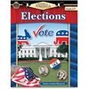 Teacher Created Resources Grade 4-8 America Elections Book Politics Printed Book - Book