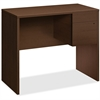 "HON 10500 Srs Mocha Laminate Furniture Components - 15.8"" x 22.8"" x 17.8"" - 2 x Box Drawer(s), File Drawer(s) - Finish: Mocha Laminate"