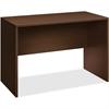"HON 10500 Srs Mocha Laminate Furniture Components - 60"" x 30"" x 42"" - Square Edge - Material: Wood - Finish: Mocha, Thermofused Laminate (TFL)"
