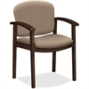 "HON Invitation Guest Chair - Polymer Seat - Hardwood Frame - Four-legged Base - Morel - 20"" Seat Width x 17"" Seat Depth - 23.5"" Width x 22"" Depth x 33.1"" Height"
