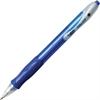 BIC Velocity Ballpoint Pen - Medium Point Type - 1 mm Point Size - Refillable - Blue - Blue Barrel - 36 / Box