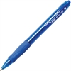 BIC Velocity Ballpoint Pen - Bold Point Type - 1.6 mm Point Size - Refillable - Blue - Blue Barrel - 36 / Box