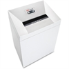 "HSM Pure 530 Paper Shredder - Strip Cut - 30 Per Pass - for shredding Staples, Paper Clip, Paper, Credit Card, CD, DVD - 0.25"" Shred Size - P-2 - 11.80"" Throat - 21 gal Wastebin Capacity - White"