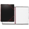 Black n' Red Black n' Red Notebook - Printed - Twin Wirebound - Ruled - High White Paper