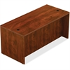 "Lorell Tabletop - 66"" x 30"" x 30"" - Reeded Edge - Finish: Cherry Laminate"