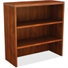 "Lorell Chateau Bookshelf - Top, 36"" x 15"" x 37"" - Reeded Edge - Finish: Cherry Laminate Top"