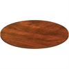 Lorell Chateau Tabletop - Top - Reeded Edge - Finish: Cherry Laminate