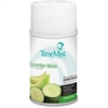 TimeMist Metered Dispenser Fragrance Spray Refill - Spray - 6.6 fl oz (0.2 quart) - Cucumber Melon - 30 Day - 12 / Carton - Long Lasting, Odor Neutralizer