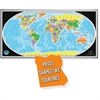 A Broader View Jigsaw Puzzle - Theme/Subject: Learning, Fun - Skill Learning: Countries, Capitals