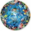 A Broader View Jigsaw Puzzle - Theme/Subject: Learning - Skill Learning: Ocean, Underwater Exploration, Sea, Building - 500 Pieces