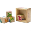 BeginAgain Toddlers Sealife Buddy Blocks Set - Theme/Subject: Animal, Learning, Fun - Skill Learning: Stacking, Motor Skills, Problem Solving