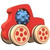 BeginAgain Nubble Rumblers Wooden Truck Toy - Skill Learning: Sensory Perception, Imagination, Fine Motor, Gross Motor