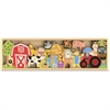 BeginAgain Jigsaw Puzzle - Theme/Subject: Learning - Skill Learning: Animal, Plant, Farm - 26 Pieces