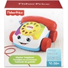 Fisher-Price Chatter Telephone Pull Toy - Theme/Subject: Fun - Skill Learning: Number, Counting, Fine Motor, Gross Motor, Senses, Tactile Stimulation, Auditory