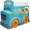 Mega Bloks Food Truck Kitchen Preschool Play Set - Theme/Subject: Learning, Kitchen, Food - Skill Learning: Expression, Building - 32 Pieces