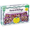 Carson-Dellosa Grades Pre K-1 Faces/Feelings Board Game - Educational - 1 to 12 Players