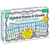 Grades PreK-1 Alphabet Names/Sounds Game - Educational - 1 to 12 Players