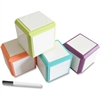 Pacon Mind Sparks Dry Erase Blocks - Theme/Subject: Learning - Skill Learning: Drawing, Writing, Letter, Word, Phrase, Number