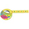 Pacon Kid Learning Tape - Theme/Subject: Learning - Skill Learning: Letter, Alphabet - 5+