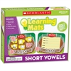 Scholastic Kid Learning Mat - Theme/Subject: Learning - Skill Learning: Short Vowels, Letter Sound, Word, Writing, Vocabulary - 20 Pieces