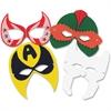 "Roylco R52097 Super Hero Masks (2014) - 7.5""9.5"" - 24 - Assorted - Card Stock"