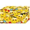 """Ashley Emoji Design Index Card Holder - For Index Card 3"""" x 5"""" Sheet - Emoji Design - Multi - Polypropylene - 5 / Pack"""