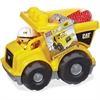 Mega Bloks CAT Lil Dump Truck, Age 1-5, Yellow
