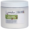Handy Art Washable Finger Paint - 16 oz - White