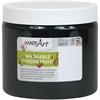 Handy Art Washable Finger Paint - 16 fl oz - Black