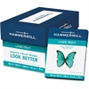 Hammermill Laser Print Laser Paper - 32 lb Basis Weight - Smooth - 98 Brightness - 4000 / Carton - White