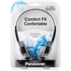 Panasonic RP-HT21 Lightweight Headphone - Wired - 16 Ohm - 16 Hz 22 kHz - 4.50 ft Cable
