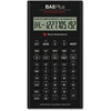 """Texas Instruments BAII Plus Professional Calculator - 10 Digits - Battery Powered - 1.3"""" x 6.9"""" x 9.6"""" - Black - 1 Each"""