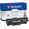 Verbatim 95387 Remanufactured Toner Cartridge - Alternative for HP (Q2612A) - Black - Laser - 3000 Page - 1 / Each