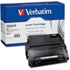 Verbatim Remanufactured Laser Toner Cartridge alternative for HP Q5942A - Black - Laser - 10000 Page - 1 / Each