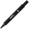 Avery Carter's Chisel Tip Permanent Marker - Chisel Point Style - Black - 1 Dozen