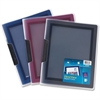 """Avery Flexi-View Swing Clip Report Cover - Letter - 8 1/2"""" x 11"""" Sheet Size - 25 Sheet Capacity - Polypropylene - Assorted - 24 / Box"""