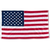 "Baumgartens Heavyweight Nylon American Flag - United States - 36"" x 60"" - Stitched - Nylon"