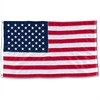 "Baumgartens Heavyweight Nylon American Flags - United States - 60"" x 96"" - Stitched - Nylon"